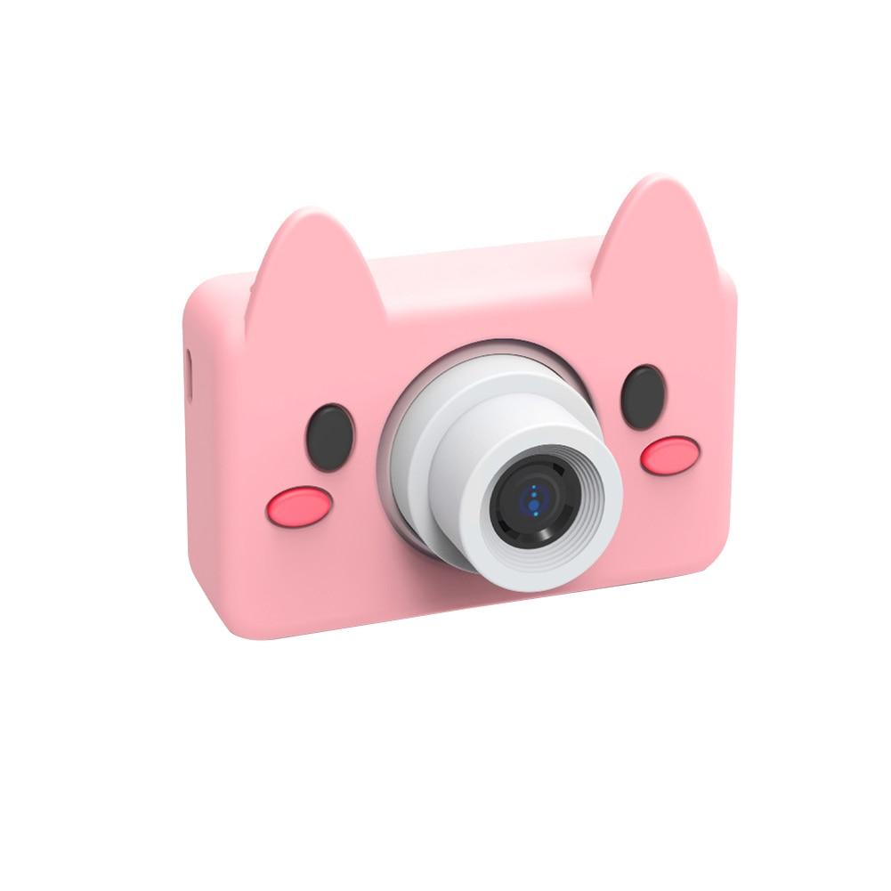 Caméra numérique enfants bébé Compact photographie jouets Portable enfants vidéo haute définition cadeaux Mini éducatif Durable