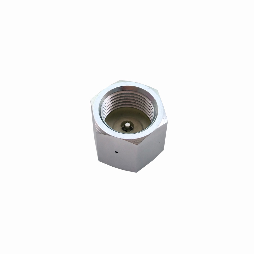 Sodastream Co2 Adapter to 3//8UNF-24 for Mini Regulator Homebrew Beer Corny Keg