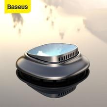 Baseus מיני רכב מטהר אוויר בושם מכונית ניחוח ארומה מפזר ארומתרפיה מוצק אוויר לשקע לוח מחוונים בושם בעל