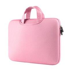 Saco do portátil luva saco para macbook ar pro retina 11.6 case 13.3 15.4 15.6 case notebook notebook notebook notebook capa para xiaomi huawei dell