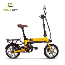 Electric-Bike Lithium-Battery Quick-Delivery 14inch 250W European 36V Richbit RT-619