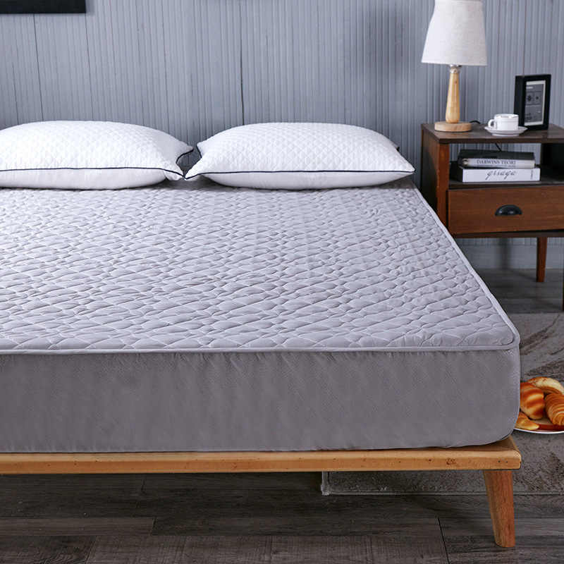100% Katoen High-End Nieuwe Hoeslaken Multi-Dimensionale Stretch Matras Cover 200*220 Cm Bed Kussen quilt Matras Protector