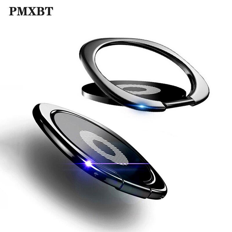 Ultra-Thin Phone Ring Holder Universal Finger Ring Holder 360 Degree Rotation Desktop Bracket Stand For Magnet Holder Accessory