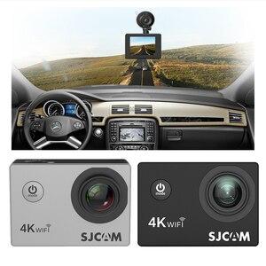 Image 2 - 2020NEW SJCAM SJ4000 AIR Action Camera Full HD Allwinner 4K 30FPS WIFI 2.0 ekran wodoodporny sport Mini kask samochodowy kamera DV