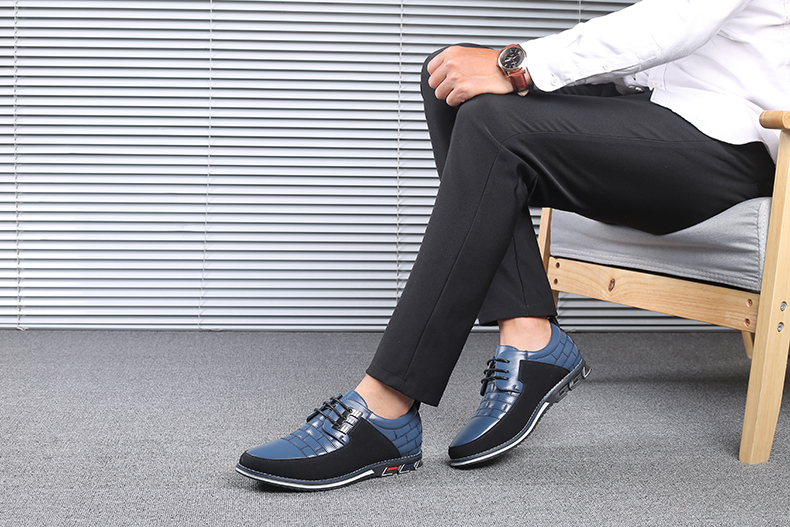 H61295bf9cabc4c77ac8ba6bf5bffb070U Design New Genuine Leather Loafers Men Moccasin Fashion Sneakers Flat Causal Men Shoes Adult Male Footwear Boat Shoes