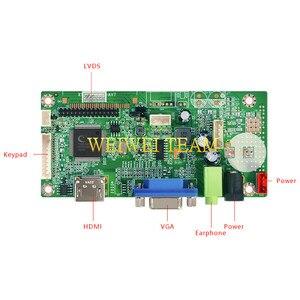 Image 5 - 10.3 cal IPS Pro wyświetlacz LCD 1920x720 rozciągnięty pręt LCD Ultra szeroki ekran 50 pinów LVDS VGA HDMI kontroler płyta do samochodu