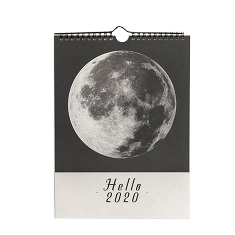 1PCS Wall Calendar Agenda 365 Days Daily Planner Notes To Do List Tearable Desk Calendar Decoration Creative Calendar