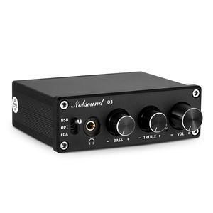Image 3 - Douk オーディオミニハイファイ USB DAC ミニデジタルアナログコンバータ同軸/Opt ヘッドフォンアンプと高音低音