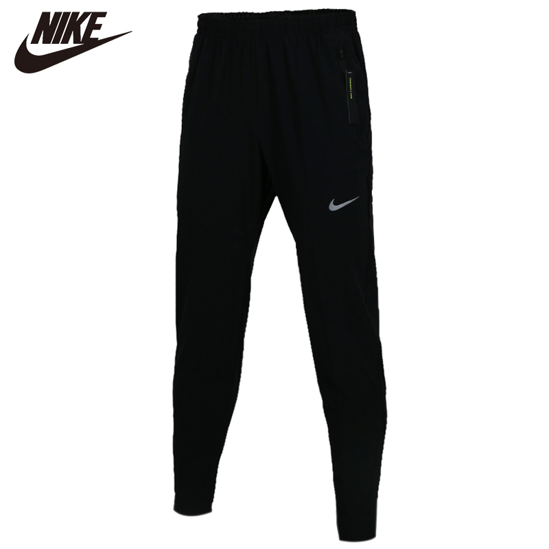 Originele Nike AS M NK ESSNTL WOVEN PANT Mens Black Pants Sweatpants Sports