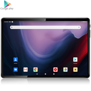 Newest 10 inch tablet PC 4G Call phone tablet Android 9.0 Quad Core Super tablets Rom 128GB WiFi GPS tablet IPS Dual SIM GPS