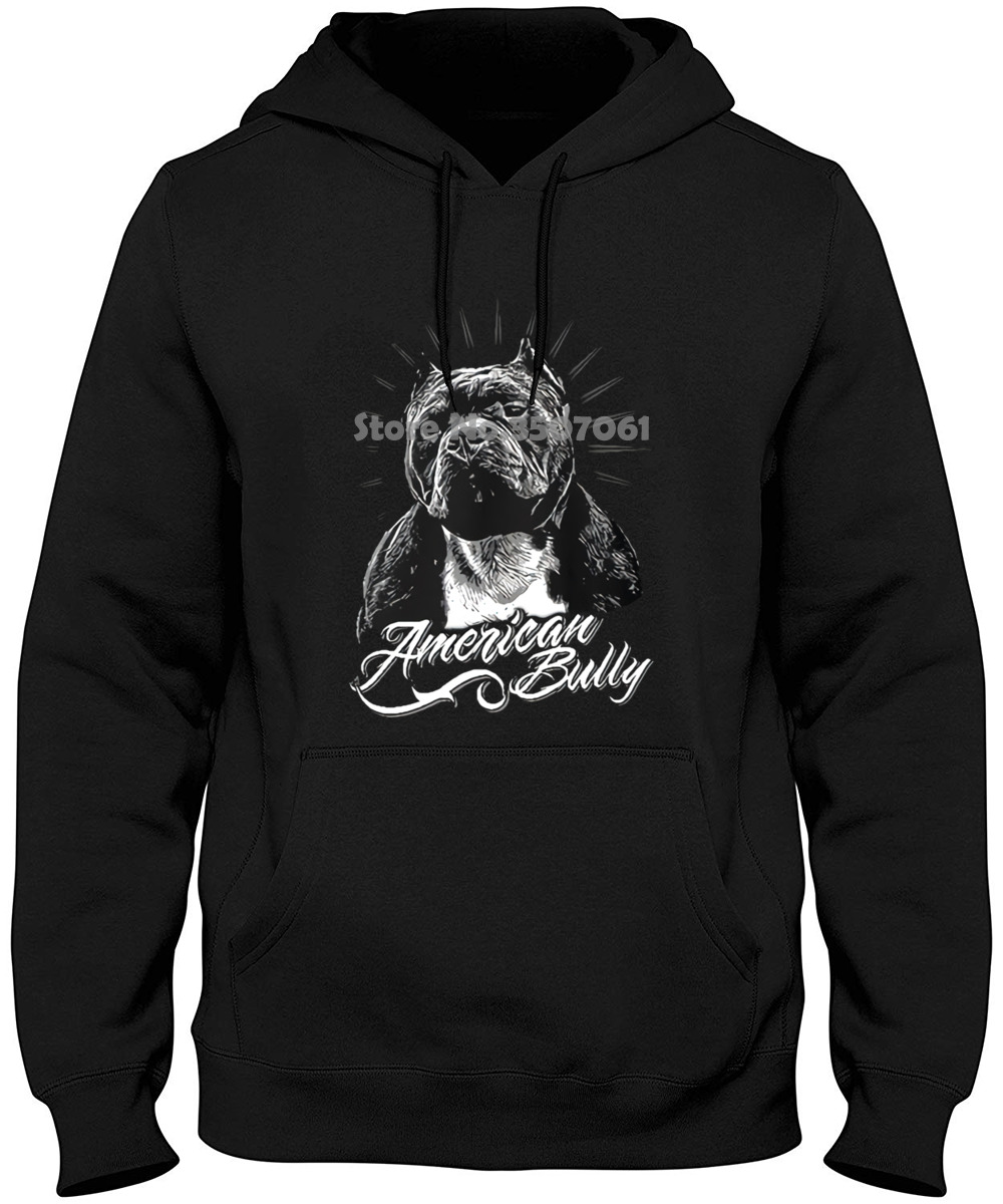 2017 Fashion Long Sleeve O Neck Cotton Sunshine By American Bully Men Adult S 3xl Brand Hoodies & Sweatshirts