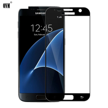 10 Pcs/Lot Full Cover Tempered Glass for Samsung Galaxy S7 Screen Protector FOR Samsung Galaxy S7 G930F Protective Film все цены