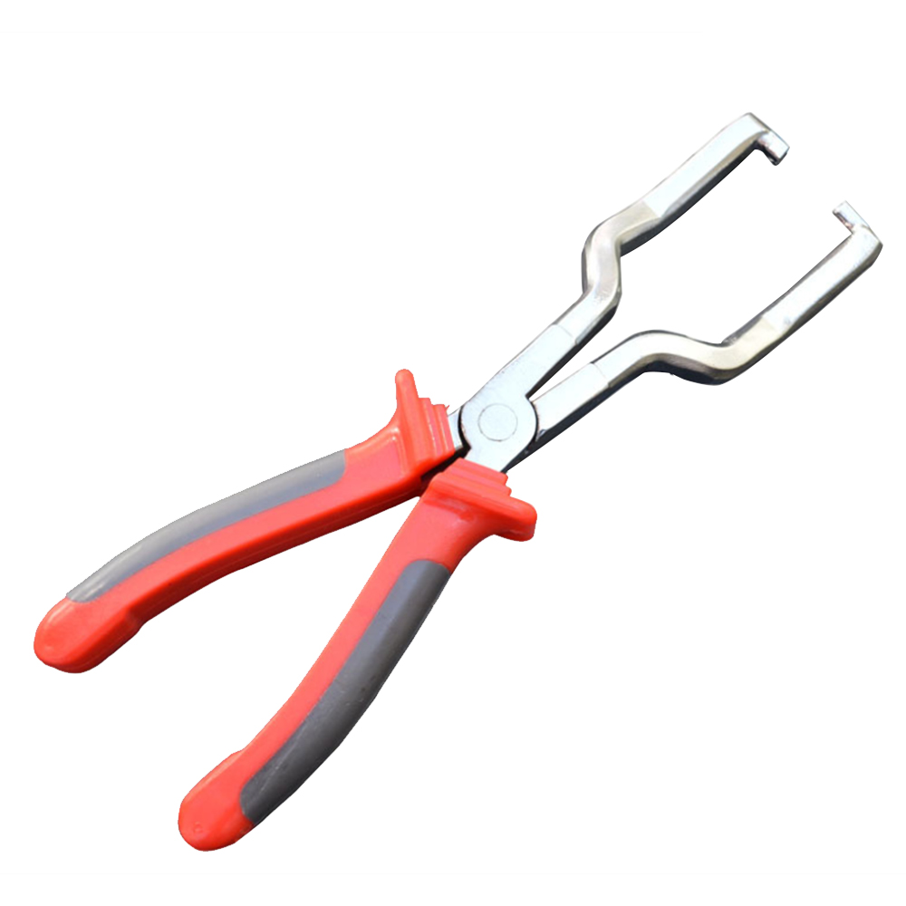 Steel Gasoline Pipe Joint Fittings Calipers Car Repair Tool Special Petrol Clamp Filter Hose Release Disconnect Removal Pliers