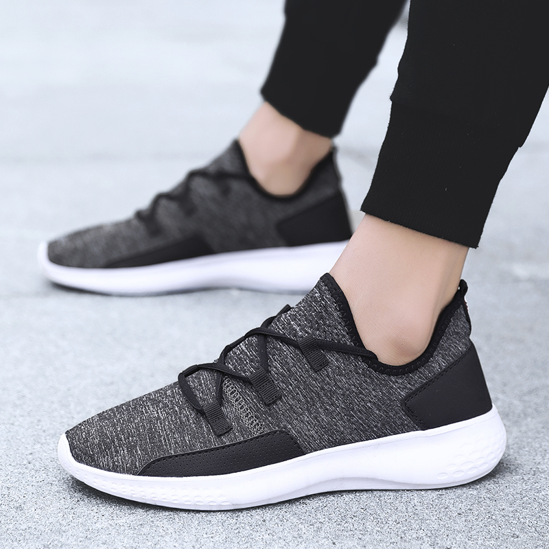Sport Shoes,SFE Mens Casual Shoes Running Shoes Ultra Light Woven Sneakers Shoes