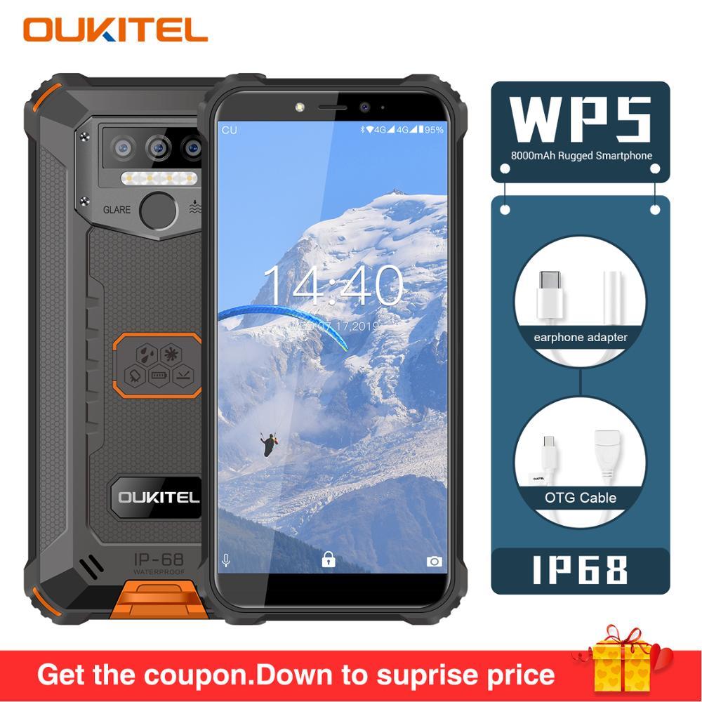 Original OUKITEL WP5 5.5