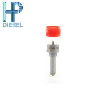 4pcs/lot High quality Common Rail injector nozzle L244PRD,  with goods price, for injector EJBR04501D, A6640170121, 6640170121