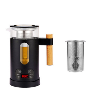 Image 3 - Mini Multifunction Electric Kettle Stainless Steel Health Preserving Pot Glass Boiled Warm Tea Pot Hot Water Heating Bottle