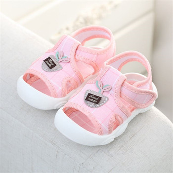 Girls Sandals Summer Sweet Soft Children's Beach Shoes Toddler girls Sandals Orthopedic Princess Fashion High Quality Baby shoes сандалии bos baby orthopedic shoes bos baby orthopedic shoes mp002xg00jc2