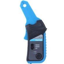 Hantek CC-65 ac/dc medidor de braçadeira transdutor para multímetro digital osciloscópio 20 khz 20ma para 65a dc com tipo conector bnc