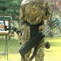 1 pc Pfeil Tasche 50X12 cm Oxford Tuch Pfeil Köcher 3 Point Einzel Schulter für Bogen und Pfeil bogenschießen Jagd Schießen|Pfeil & Bogen|   -
