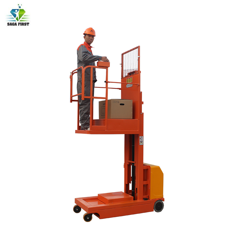 Material Taking Machine 3m Mobile Order Picker