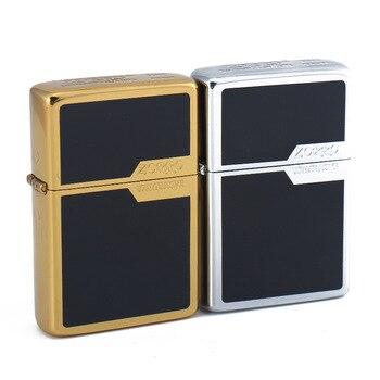 Metal ZORRO Outdoor Flint Lighter Grinding Wheel Kerosene Oil Free Fire Refillable Gasoline Cigarette Gadgets