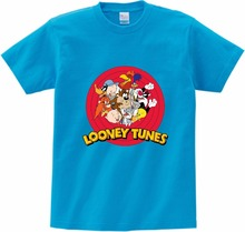 2019 NEW Looney Tunes Tasmanian Devil Sorry Not My Day To Care T-Shirt Print T Shirt kids Short Sleeve Hot summer baby boy shirt