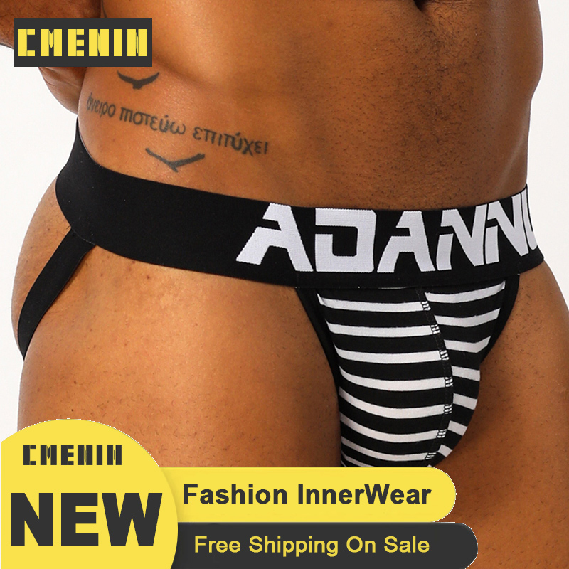Hombre Sexy Gay Underwear Men Thong Men Jockstrap Mens Thongs And G Strings Sissy Panties String Men Lingerie AD126