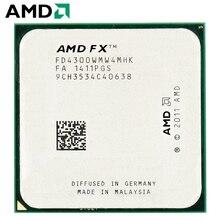 AMD FX 4300 Quad-Core 95W 3.8GHz 4MB CPU processor Desktop FX serial Socket AM3+