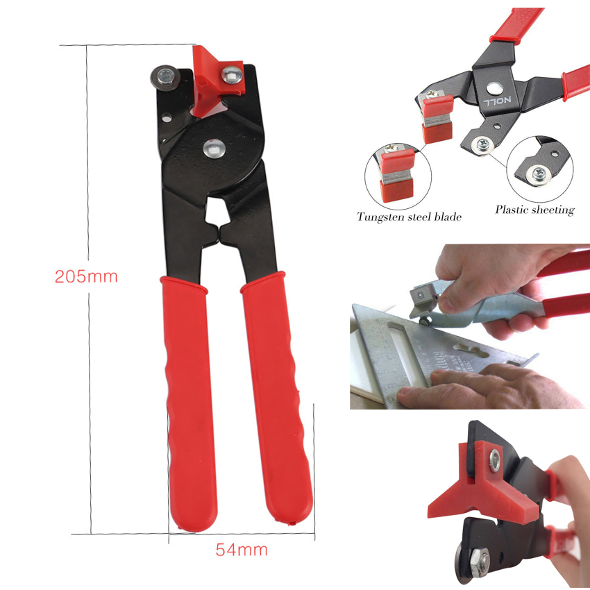 New Tile And Glass Cutter For Ceramic Floor Mirror Stained Glass Mosaics Tile Trimming Tool Pliers Tile And Glass Cutter