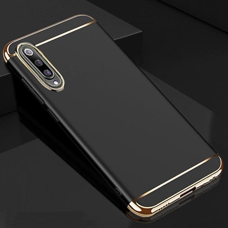 YUETUO Luxury hard plastic phone back capinha,etui,coque,cover,case for xiaomi mi9 mi 9 se 9se mi9se my for xiomi accessories