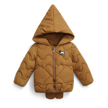Disney Mickey children boys girls cartoon winter padded jacket down padded jacket thickened children's clothing padded  clothes