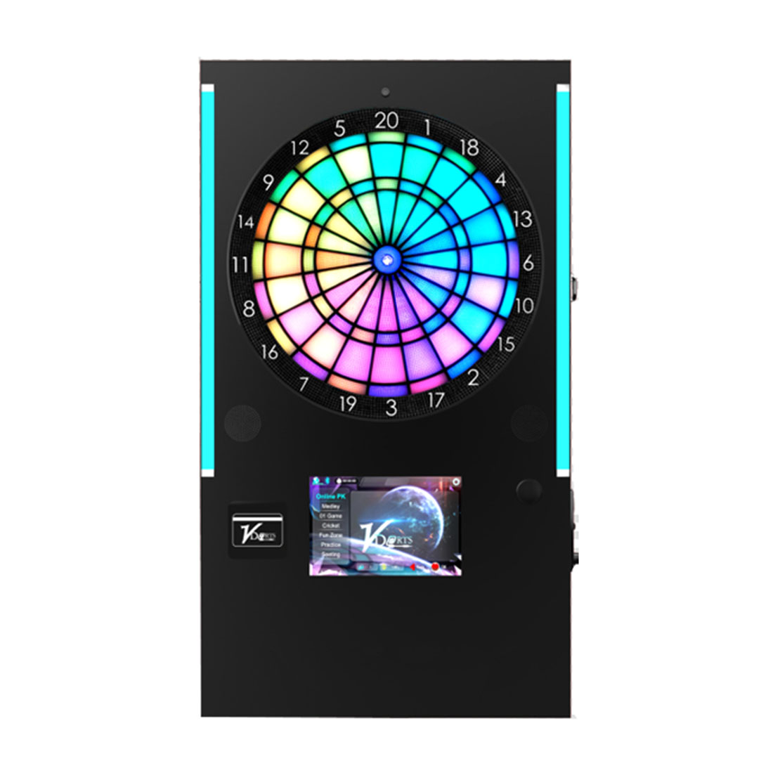 Scorer Touchpad Smart Luminous Target Automatic Scoring Dart Machine For Hanging Competition Electronic Target Entertainment