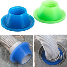 Siliconen Rioolbuis Afvoer Afdichting Plug Anti-geur Water Trap Pest Control Deodorant Wasmachine Zwembad Seal Ring(China)