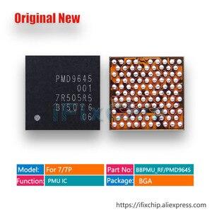 Image 1 - 30 Stks/partij Pmu Voor Iphone 7/7 Plus PMD9645/BBPMU_RF Baseband Kleine Power Management Ic Chip Voor Qualcomm Versie