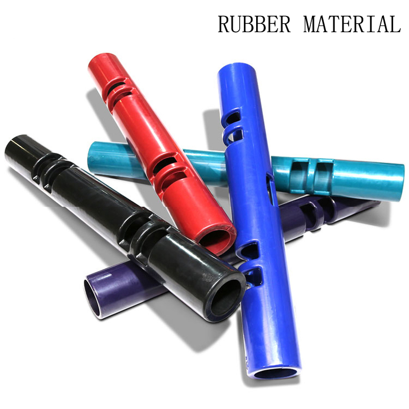 ViPR 10kg Functional Training Tube Weight Bearing Fitness Rubber Barrel