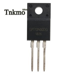 Image 3 - 10PCS GPT13N50DG TO 220F GPT13N50D TO220F GPT13N50 13N50DG 13N50 N channel FET 13A 500V New and original