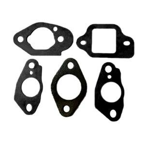 Image 1 - Набор прокладок для карбюратора 5 шт. для Honda 415 416, набор FITSIZY HRG465 GCV135 GCV160 GC135 GC160, аксессуары для двигателя, садовый инструмент