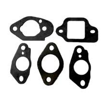Kit de juntas de carburador 5 uds para Honda 415 416, SET FITSIZY HRG465 GCV135 GCV160 GC135 GC160, accesorios de Motor, herramienta de jardín