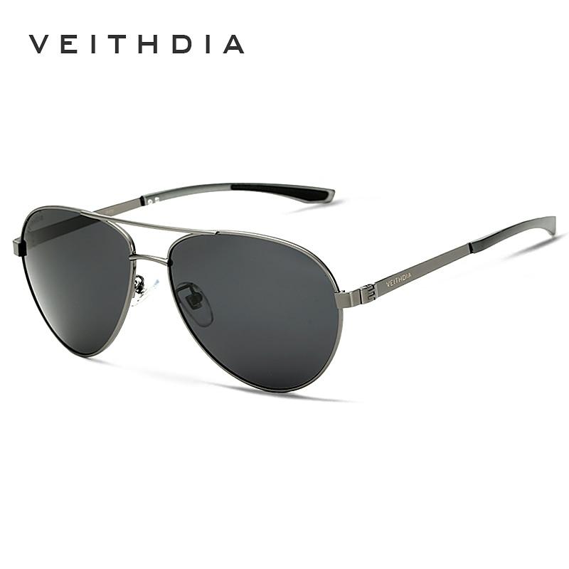 VEITHDIA Diseñador de la marca de moda Aluminio Magnesio Conducción - Accesorios para la ropa - foto 3