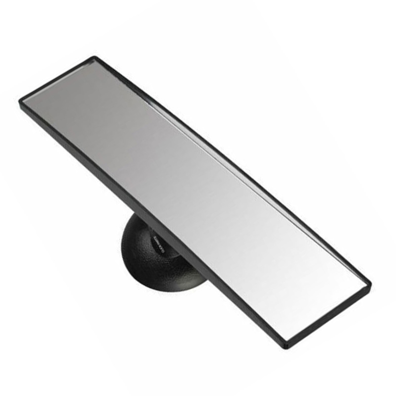 """NEW Universal Rearview Marine Boat Mirror With Suction Cup Adhesive 2"""" X 8"""""""