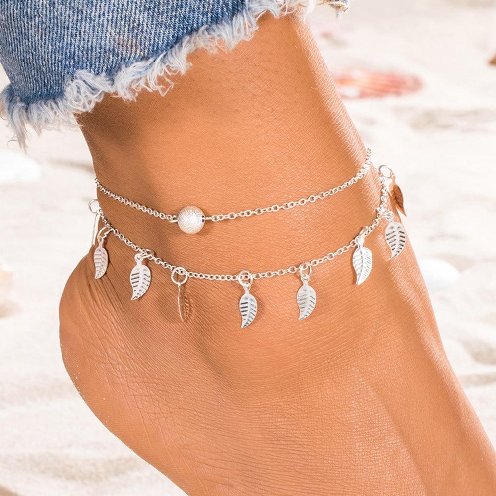 Tobilleras-con-colgantes-de-hoja-Bohemia-para-Mujer-Accesorios-de-pie-playa-de-verano-descalzo-pulsera (1)
