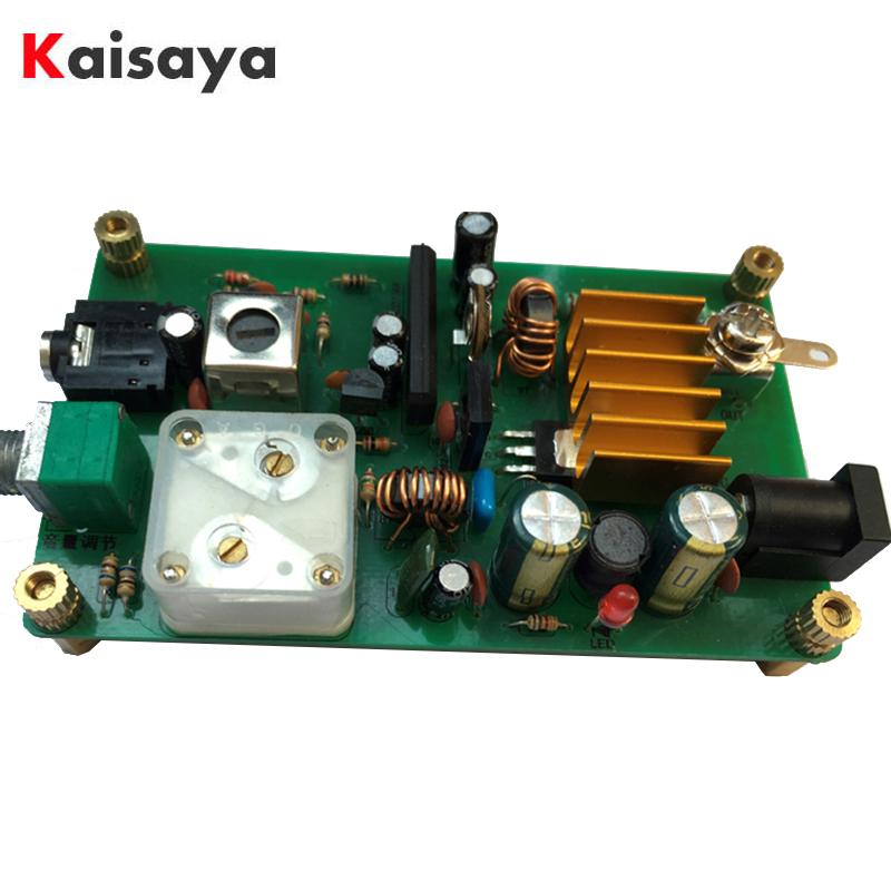 Micropower medium wave transmitter , ore radio Frequency 600-1600khz for Home radio T0544