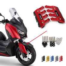 For Yamaha X-MAX XMAX 125 250 300 400 Motorcycle Front Fork Protector Fender Slider Guard Accessories XMAX125 XMAX300 Mudguard