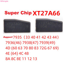 Wilongda di allarme Auto VVDI Super Chip di Xhorse per ID46/40/43/4D/8C/8A/t3/47/41/42/45/ID46 per VVDI2 VVDI Strumento Chiave