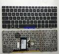 Клавиатура US для ноутбука HP EliteBook 2560p 2570P 2570 2560 с английской раскладкой