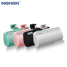 NOHON Pocket Power Bank For Samsung LG Android Phones 3000mA
