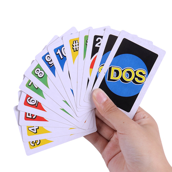 108 Cards Multiplayer Playing Poker DOS Card Game Family Puzzle Intelligence Games Family Funny Entertainment Party Board Game image