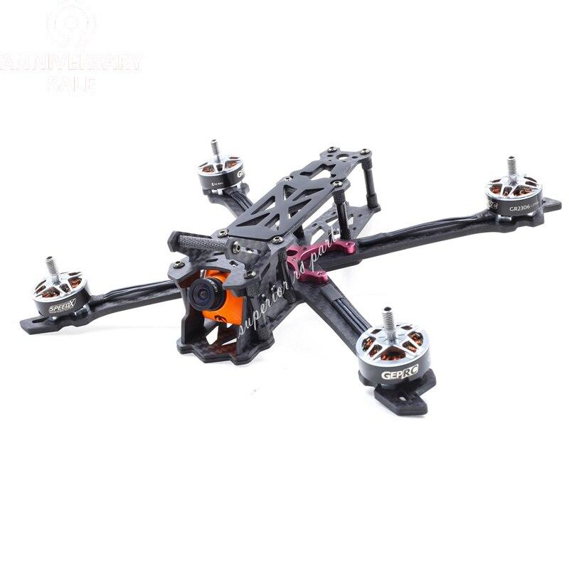 """Mark2 marca 200mm 230mm 260mm 300mm FPV Racing Drone libre X Quadcopter GEPRC GEP 4"""" marco duradero de 5 """"6"""" 7 """"30% de descuento-in Partes y accesorios from Juguetes y pasatiempos    1"""