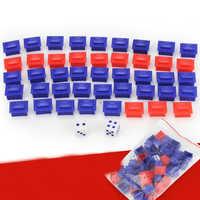 Juego de ajedrez infantil para adultos, juegos de mesa de plástico, juegos educativos